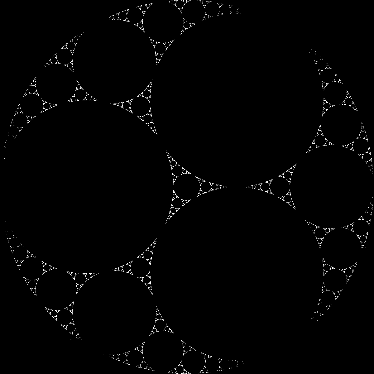 Fractal Python Programs - Pretty Math Pictures